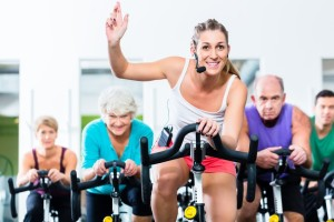 Indoor Cycling medifitness Meinersen